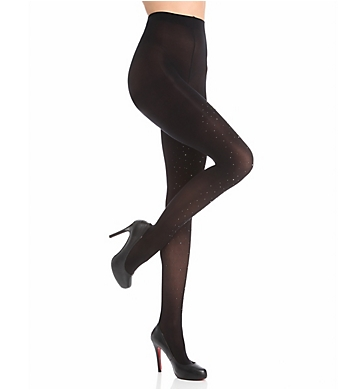 DKNY Hosiery Diffuse Studded Tights