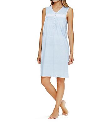 Eileen West Geo Short Nightgown