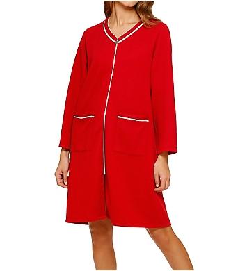 Eileen West Desert Bloom Short Zip Robe