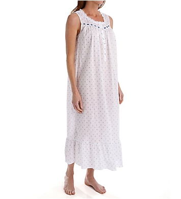 Eileen West Waves Lawn Ballet Nightgown
