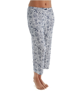 Ellen Tracy Mountain Cropped Pant