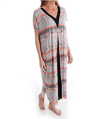 Ellen Tracy Soho Long Caftan
