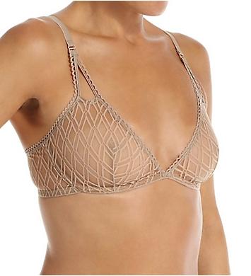 else Lingerie Baklava Deep Plunge Lace Soft Bra