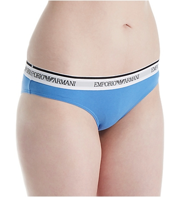 Emporio Armani Visibility Cotton Brief Panty - 2 Pack