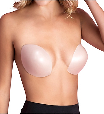 Fashion Forms Backless Strapless Plunge Push Up Bra