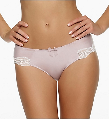 Felina Lydia Micro with Clipped Lace Cheeky Hipster Panty