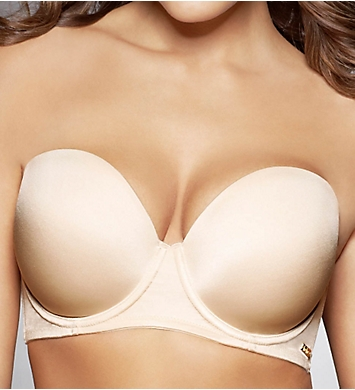 fine lines Blessed 4 Way Convertible Strapless Full Cup Bra