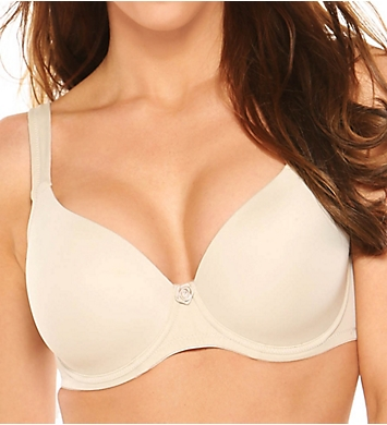 Fit Fully Yours Smooth Molded Sweetheart Underwire Bra
