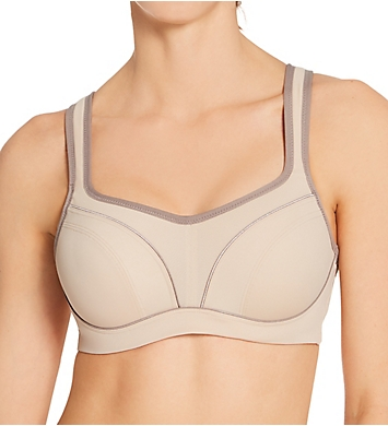 Fit Fully Yours Pauline Full Coverage Underwire Sports Bra ...