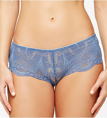 Fleur't Belle Epoque Lace Front Brief Panty