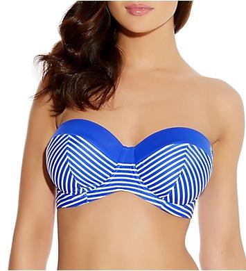 Freya Tootsie Jetset Underwire Bandeau Bikini Swim Top