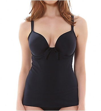 Freya Remix Deco Swim Underwire Plunge Tankini Swim Top