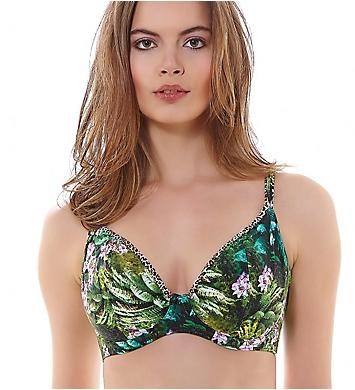 Freya Rumble Underwire Plunge Bikini Swim Top