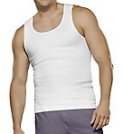 Big Man Basic A-Shirts - 3 Pack