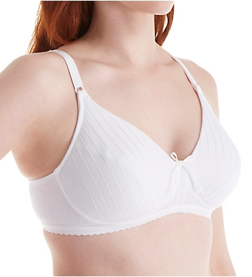 Fruit Of The Loom Fiber Fill Wirefree Bra