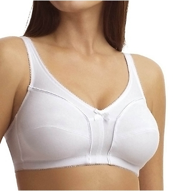 Fruit Of The Loom Seamed Wirefree Bra