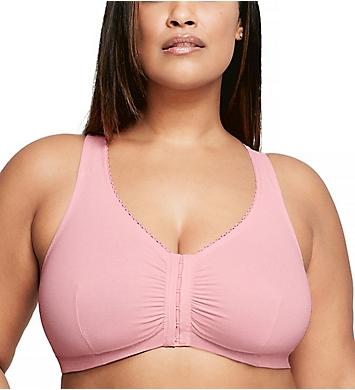 Glamorise Complete Comfort Cotton T-Back Bra