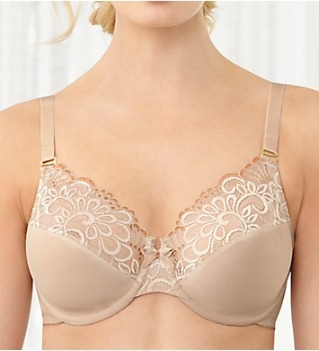 Glamorise Elegance Multi-Adjustable Underwire