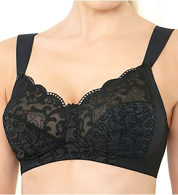 Glamorise Soft Shoulders Full-Figure Bra
