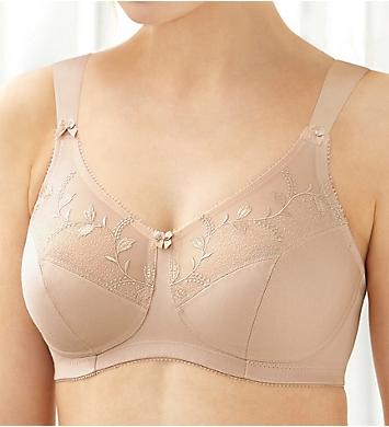 Glamorise Soft Shoulders Minimizer Bra