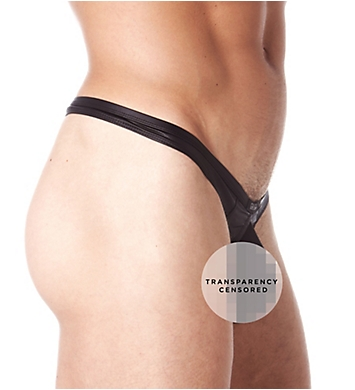 Gregg Homme Booster Front Enhancing Thong