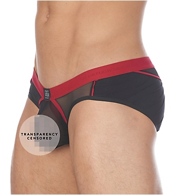 Gregg Homme Cheeky Two Tone Enhancer Brief