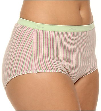 Hanes Cotton Brief Panties - 3 Pack