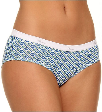 Hanes Cotton Hipster Panties - 3 Pack