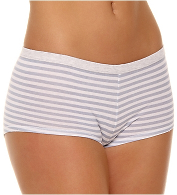 Hanes ComfortSoft Cotton Stretch Boyshort Panty - 3 Pack