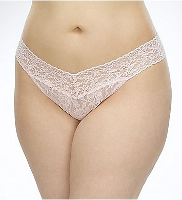 Hanky Panky Signature Lace Plus Size Thong