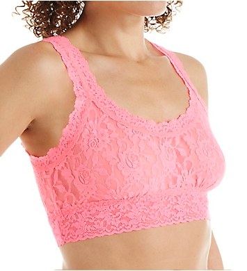 Hanky Panky Signature Lace Cropped Tank