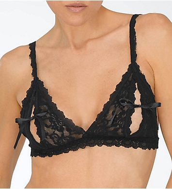 Hanky Panky After Midnight Signature Lace Peek-A-Boo Bralette