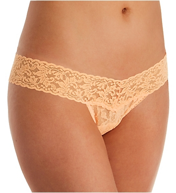 Hanky Panky Low Rise Signature Lace Thongs - 5 Pack