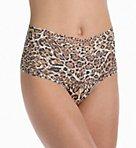 Leopard Nouveau Retro Thong