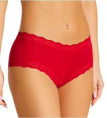 Hanky Panky Cotton With A Conscience Boyshort Panty