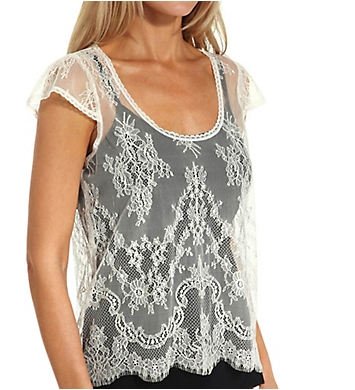 Hanky Panky Signature Lace Victoria Lace Top