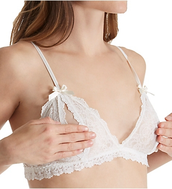 Hanky Panky After Midnight Peek-A-Boo Open Bralette Bra