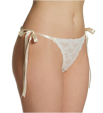 Hanky Panky After Midnight Peek-A-Boo Side Tie Bikini Panty