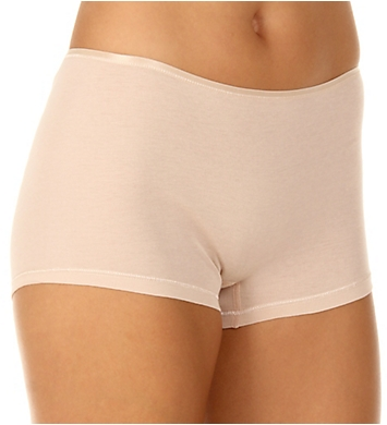 Hanro Cotton Seamless Boyleg Panty