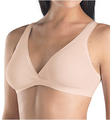 Hanro Cotton Seamless Soft Cup Bra