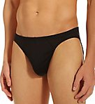 Cotton Sporty Flyless Bikini Brief