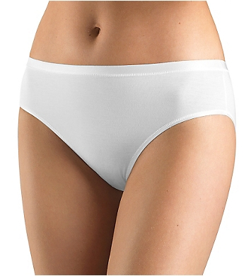 Hanro Soft Touch Hi Cut Brief Panty
