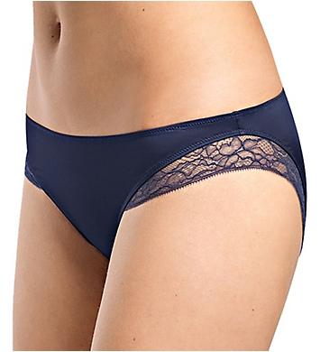 Hanro Sandra Lace Trim Brazilian Panty