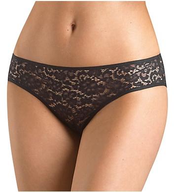 Hanro Messina Lace Hi Cut Brief Panty