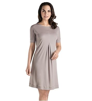Hanro Tribecca Short Sleeve Gown