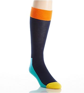 Happy Socks Men's Five Color Combed Cotton Crew Sock
