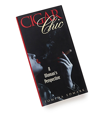 HerRoom & HisRoom Cigar Chic - A Woman's Perspective Book