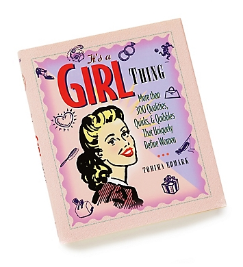 HerRoom & HisRoom It's a Girl Thing Book