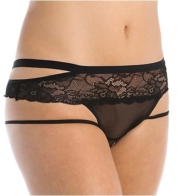 honeydew Lucy Open Gusset Hipster Panty