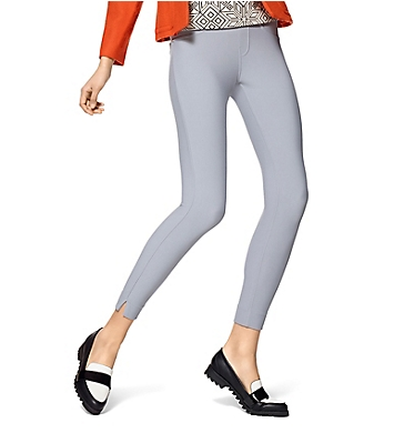 Hue Twill Leggings with Slit